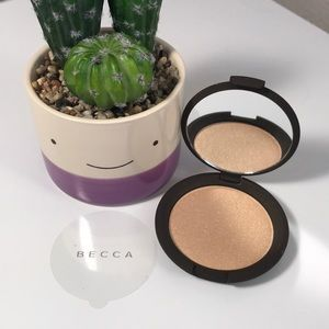 Becca cosmetics shimmering skin protector